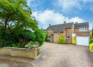 Thumbnail 4 bed detached house for sale in Banbury Road, Brackley