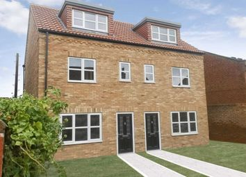 Thumbnail 3 bed semi-detached house for sale in Millgate Court, Selby