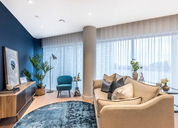 2 bed property for sale in No 2, 10 Cutter Lane, Upper Riverside, Greenwich Peninsula SE10