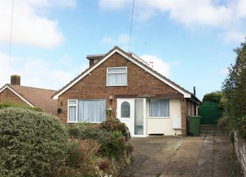 Thumbnail 4 bed detached house for sale in Selmeston Road, Rodmill, Eastbourne