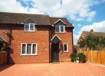 Thumbnail 3 bed semi-detached house for sale in Stanton, Suffolk