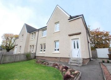 Thumbnail 2 bed flat for sale in Nelson Street, Baillieston, Glasgow, Lanarkshire