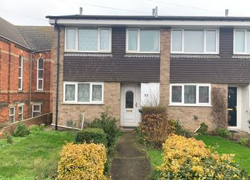 Thumbnail 3 bed end terrace house to rent in Bunyan Road, Kempston, Bedford