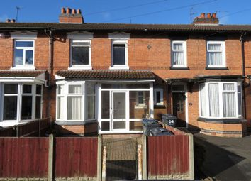 Thumbnail 3 bedroom terraced house for sale in Sarehole Road, Hall Green, Birmingham