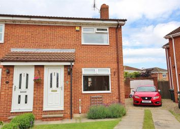 Thumbnail 3 bedroom semi-detached house for sale in Oak Road, North Duffield, Selby