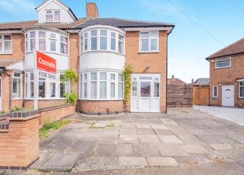 3 bed semi-detached house for sale in Averil Road, Leicester LE5