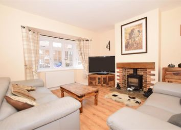 Thumbnail 3 bedroom semi-detached house for sale in St. Hildas Road, Hythe, Kent
