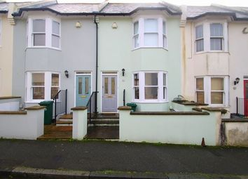 Thumbnail 3 bed terraced house for sale in Hannover Terrace, Brighton, East Sussex