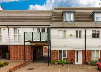 Repton Park, Ashford, Kent TN23. 3 bed terraced house for sale