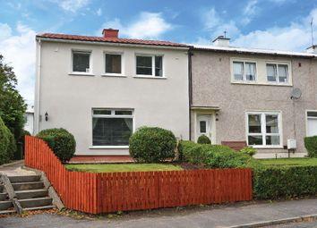 Thumbnail 4 bed end terrace house for sale in Mamore Place, Glasgow
