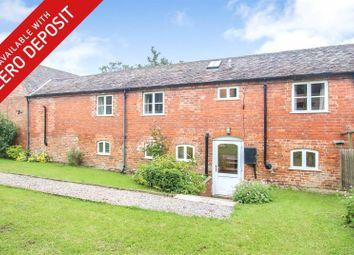 Thumbnail 2 bed terraced house to rent in Slatch Farm, Coddington, Ledbury