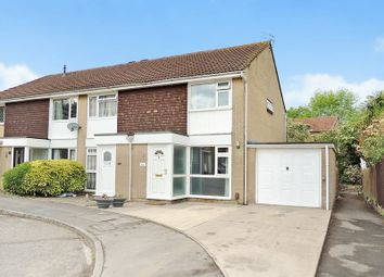 Thumbnail 2 bed end terrace house for sale in Firework Close, Warmley, Bristol