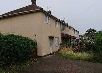Thumbnail 3 bedroom semi-detached house for sale in Attlee Road, Bentley, Walsall
