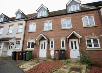 Thumbnail 3 bed town house to rent in Anchor Close, Lincoln