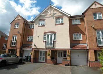 Thumbnail 4 bed town house for sale in Millcroft, Neston, Cheshire