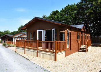 Thumbnail 3 bedroom detached bungalow for sale in Long Range Park, Whimple, Exeter, Devon
