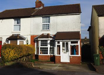 Thumbnail 2 bed semi-detached house for sale in Princes Road, Petersfield