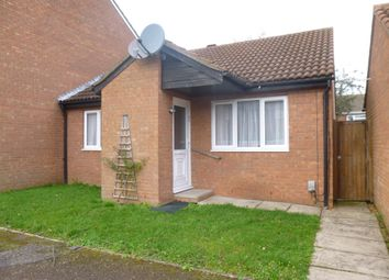 Thumbnail 2 bed detached house to rent in Alburgh Close, Bedford, Bedfordshire