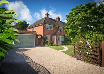 Thumbnail 4 bedroom semi-detached house for sale in Shortheath Lane, Sulhamstead, Reading