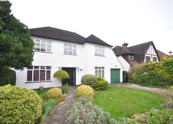Thumbnail 5 bed detached house to rent in Fitzjames Avenue, Croydon