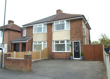 Thumbnail 2 bed semi-detached house for sale in Windsor Drive, Spondon, Derby