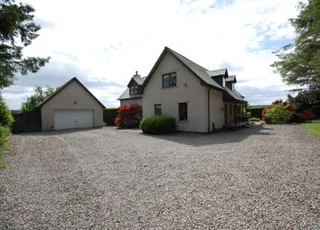 Thumbnail 5 bed detached house for sale in Muiry Hall, Urquhart, Elgin