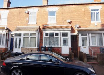 Thumbnail 2 bed terraced house to rent in Cornwall Road, Handsworth Wood, Birmingham