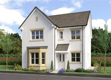 "Thumbnail 4 bed detached house for sale in ""Mitford"" at Gilmerton Station Road, Edinburgh"