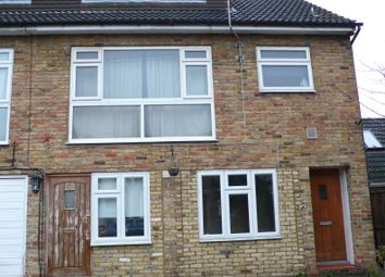 Thumbnail 2 bed end terrace house for sale in Salisbury Road, Enfield