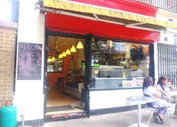 Thumbnail Restaurant/cafe to let in Hornsey Road, Holloway, London