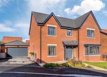 Thumbnail 4 bed detached house for sale in Cautley Drive, Killinghall, Harrogate, North Yorkshire