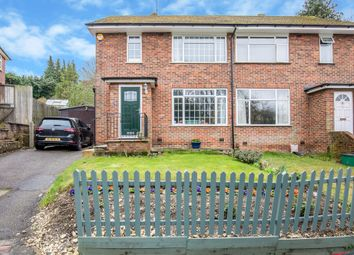 Thumbnail 3 bedroom semi-detached house for sale in Barn Crescent, Purley