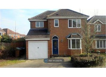 Thumbnail 4 bed detached house to rent in Gainsborough Way, Daventry