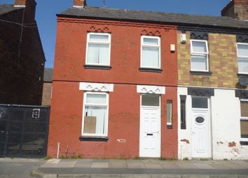 Thumbnail 3 bed terraced house to rent in Alpha Street, Bootle