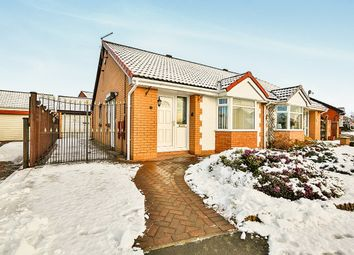 Thumbnail 2 bed bungalow for sale in Plymouth Close, Dalton-Le-Dale, Seaham