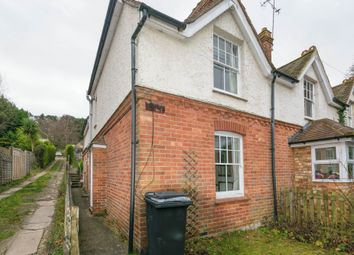 Thumbnail 3 bed end terrace house to rent in Burnt Hill Road, Lower Bourne, Farnham