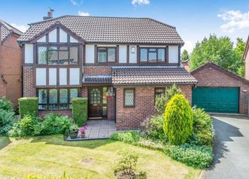 4 bed detached house for sale in Edward Gardens, Martinscroft, Warrington, Cheshire WA1