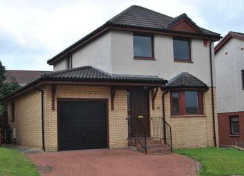 Thumbnail 3 bed detached house for sale in Callander Road, Airdrie