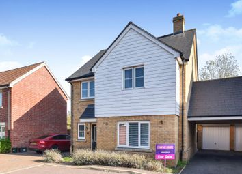 Thumbnail 4 bed detached house for sale in The Spinnaker, St Lawrence, Southminster