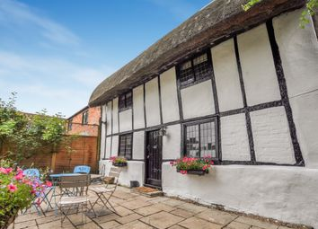 Thumbnail 2 bed cottage for sale in High Street, Chalgrove, Oxford