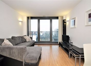 Thumbnail 1 bed flat to rent in Elektron Tower, Blackwall Way, Canary Wharf
