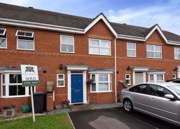 Thumbnail 3 bed terraced house for sale in St. Alphege Gardens, Andover