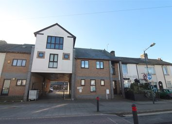 Thumbnail 1 bed flat for sale in Trafagar Street, Gillingham, Kent.