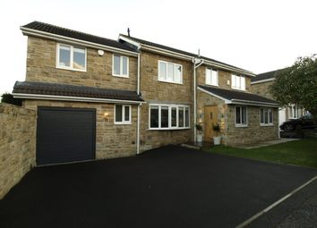 Thumbnail 5 bed detached house for sale in Whinmoor Way, Silkstone, Barnsley