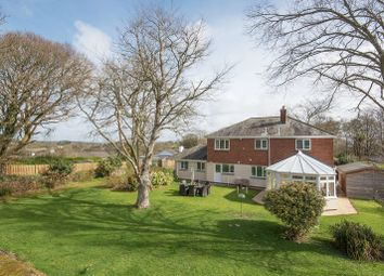 Thumbnail 4 bed property for sale in St. Pirans Hill, Perranwell Station, Truro