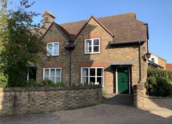Bluecoat Pond, Christs Hospital, Horsham RH13. 2 bed end terrace house for sale