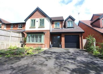 Thumbnail 4 bed detached house for sale in Birch Road, Wardle, Rochdale