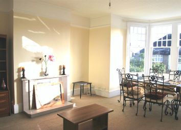 Thumbnail 1 bed flat to rent in Harlech Road, Southgate, London