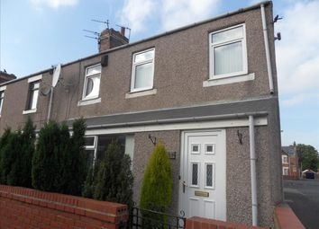 Thumbnail 1 bedroom flat to rent in Castle Terrace, Ashington