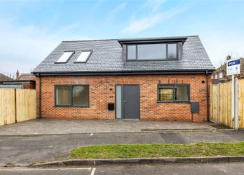 Thumbnail 3 bed detached house for sale in St. Matthews Road, Winchester, Hampshire